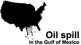 BP Deepwater Horizon oil spill in Louisiana